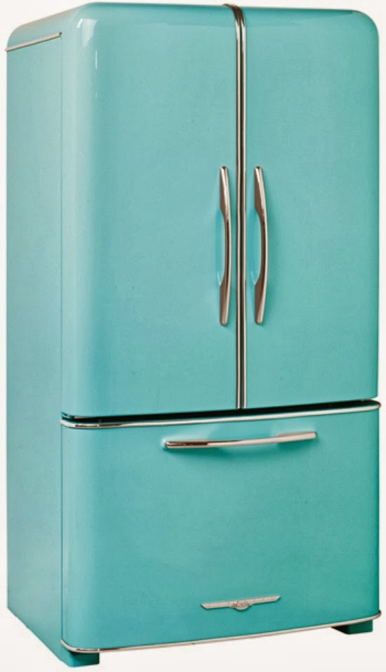 Bunnys Victory My Vintage Home Retro Refrigerators