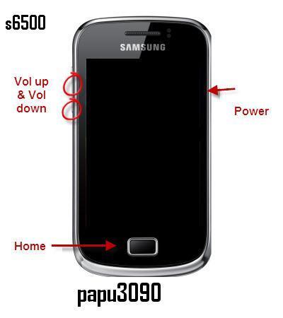 Как сделать хард ресет s5660