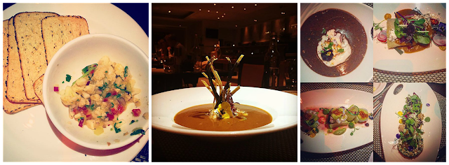 Taste of Frida at the intercontinental hotel London