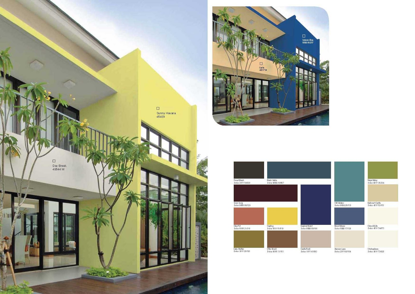 harga cat tembok exterior joy studio design gallery