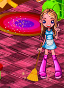 Уборка в квартире - Онлайн игра для девочек