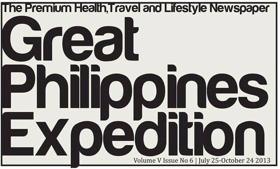 Superlady featured in Great Philippines Expedition