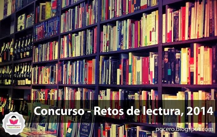 Concurso exclusivo: Retos de lectura, 2014