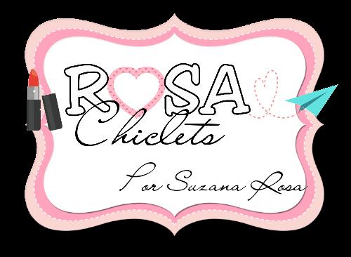 Rosa Chiclets - Moda, Beleza e Comportamento