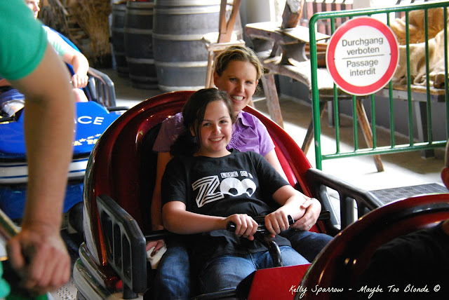 Europa Park Swiss Ride