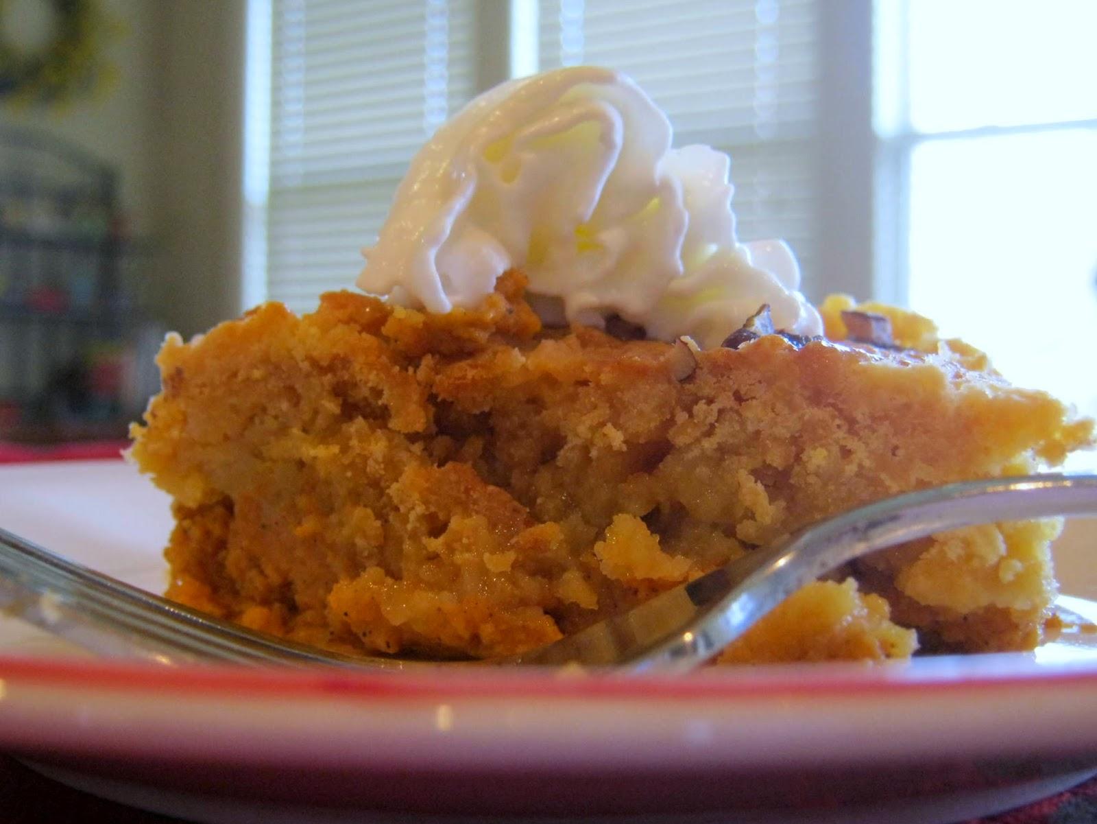 Hope you enjoy our Mom's Pumpkin Crunch recipe!