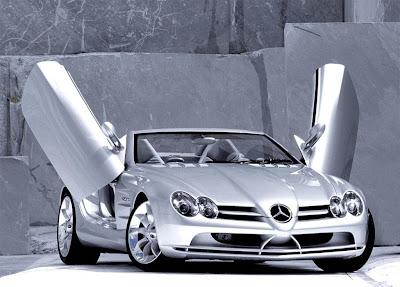 Mercedes Benz Sports Car