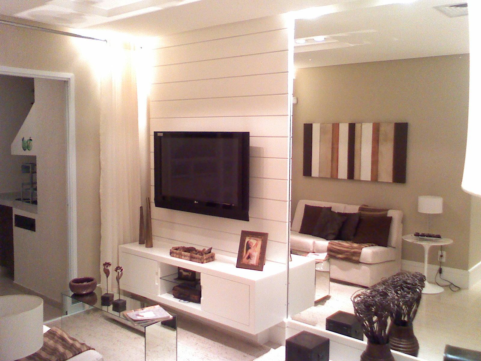 Ecolife vila maria apartamento decorado 2008 for Modelos de apartamentos