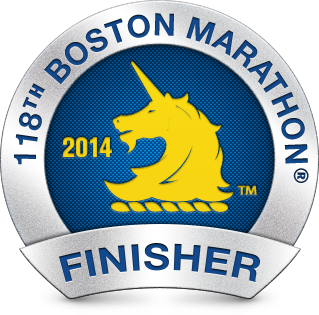 2014 Boston Marathoner