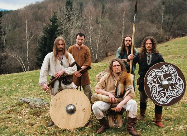 Pagan Metal, Celtic Metal et dérivés XIV%2BDark%2BCenturies%2B-%2BBand