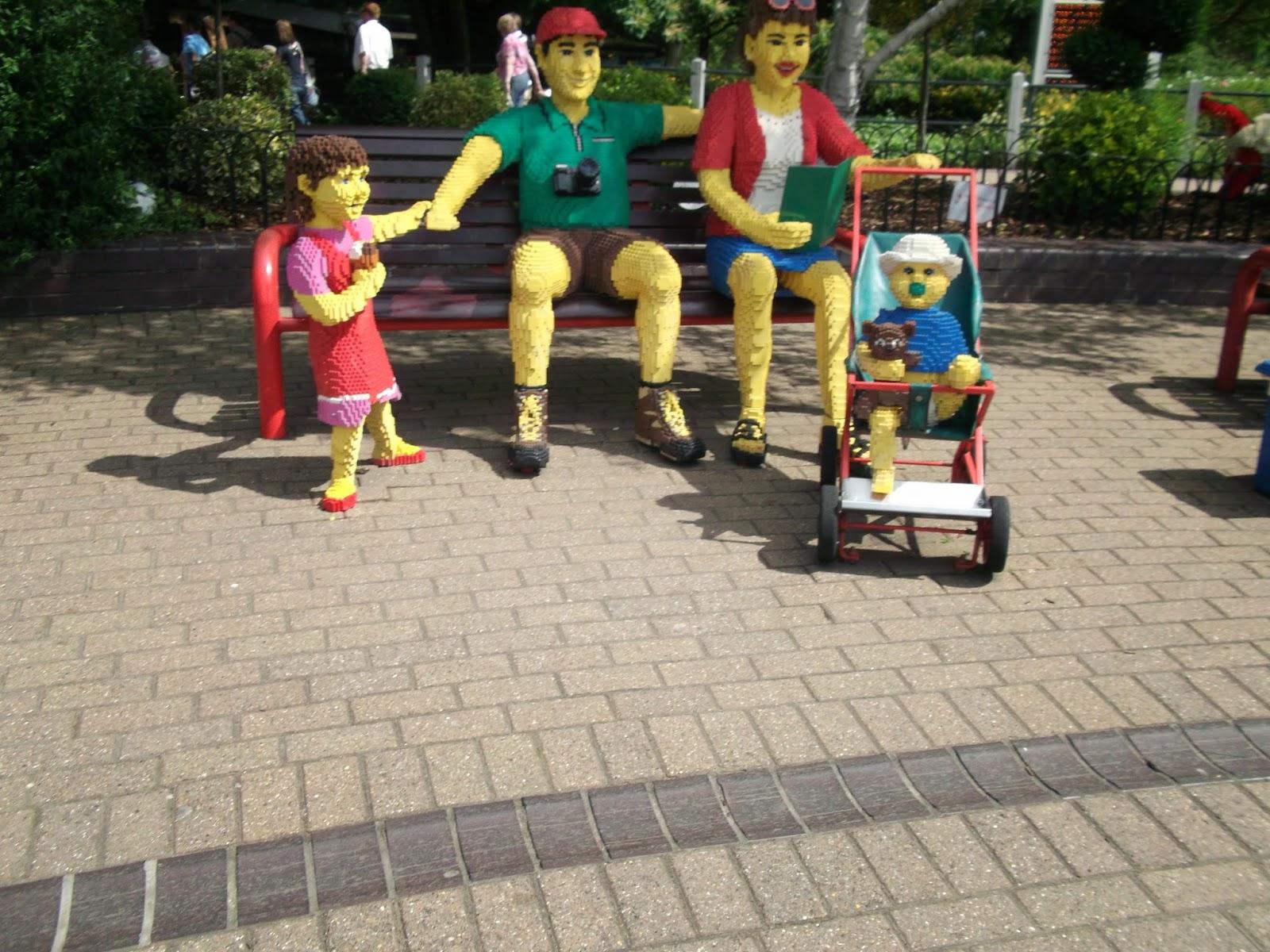 A LEGO Family