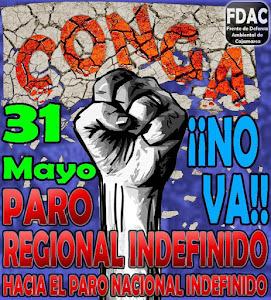 ¡ En defensa de la dignidad y soberanía de Cajamarca !