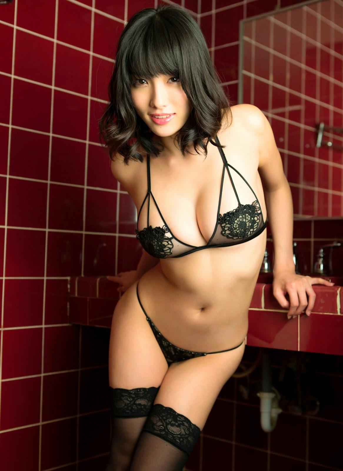 Gái xinh Anna Konno vẻ đẹp đầy mê hoặc 5