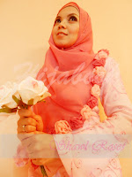 Shawl Roses Custom Made by HIJABOOK