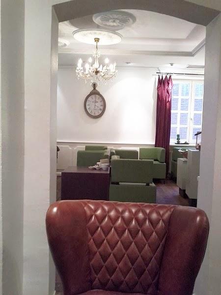 Blick in die Räumlichkeiten von Time for Tea.