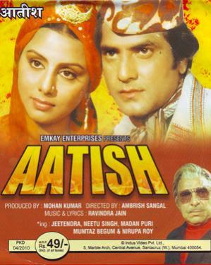 Aatish (1979) - Hindi Movie