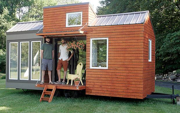Lloyd s blog tiny home on wheels - Container home blog ...