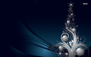 Special Holiday christmas xmas black Wallpaper