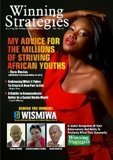 My Advice for the Millions of striving African youths - Tara Daviess