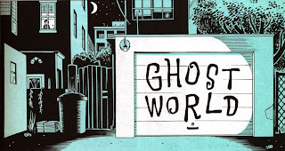 Ghost World comic