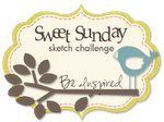 I Design For Sweet Sunday Sketch