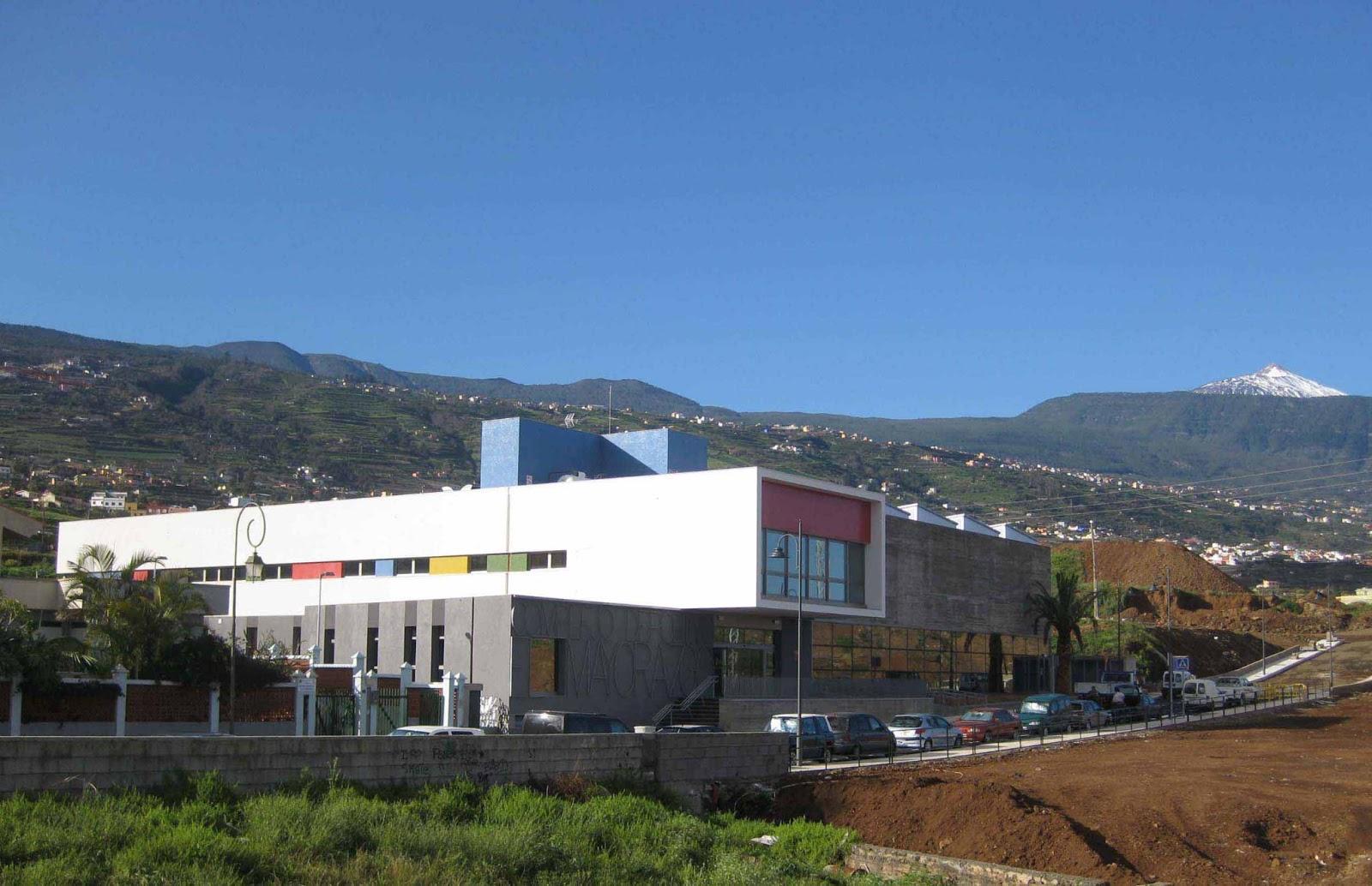 Ama arquitectura y medio ambiente complejo deportivo el - Complejo deportivo el mayorazgo ...