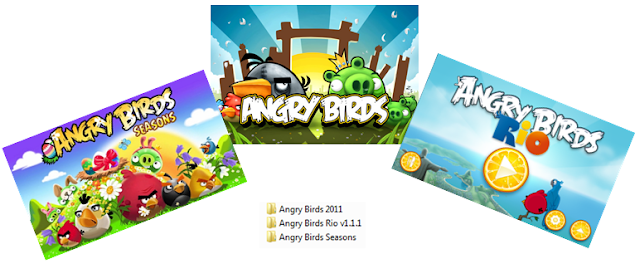 Pack Angry Birds