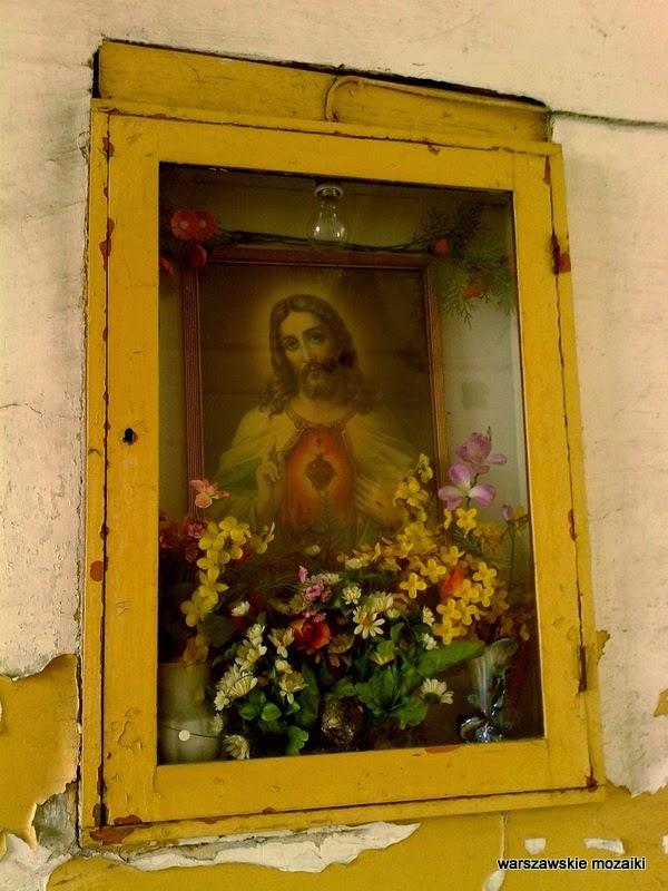 Praga Warszawa podwórko