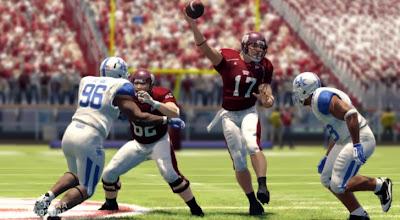 EA Sports NCAA Football 14 PS3 Game