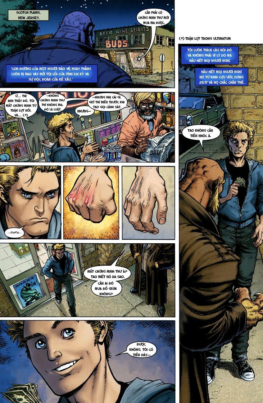 TruyenHay.Com - Ảnh 3 - Ultimate Comics X Chap 5