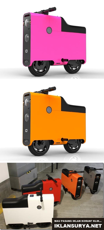 harga skuter elektrik