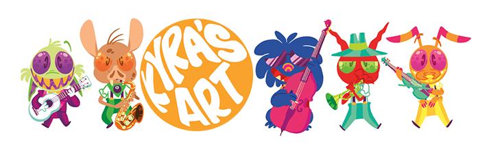 Kyra's Art