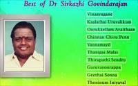 Audio Songs: Best of Seerkazhi Govindharajan | Tamil Devotional Songs Jukebox
