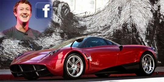 7 Mobil Keren Milik Petinggi Perusahaan Teknologi