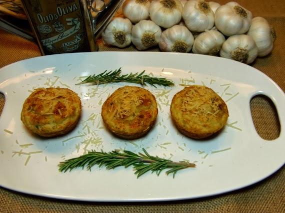 Focaccia Muffin Recipe