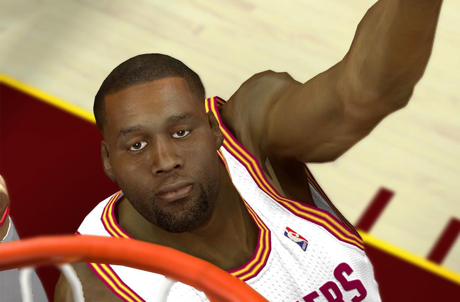 Arinze Onuaku in NBA 2K14