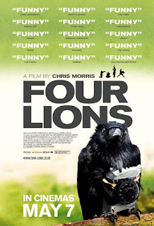 Four, Lions, Christopher, Morris