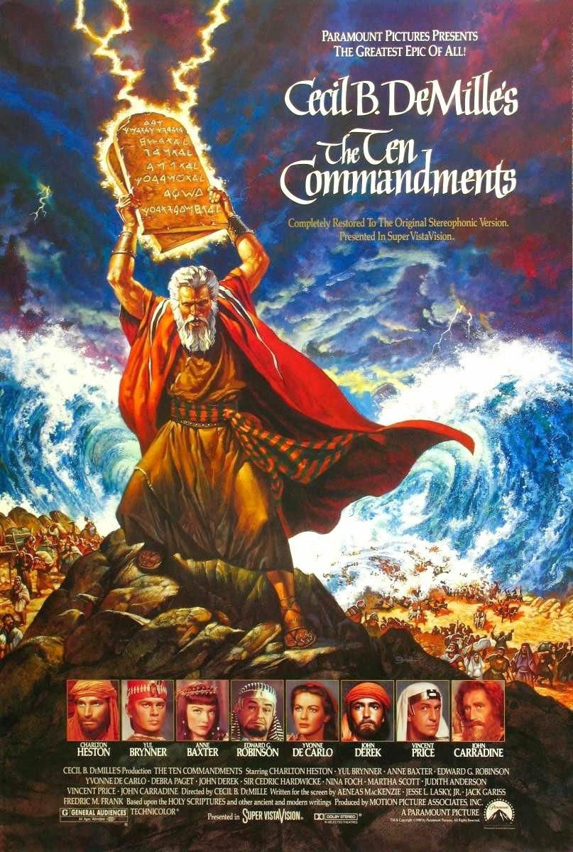 Los diez mandamientos (1970)