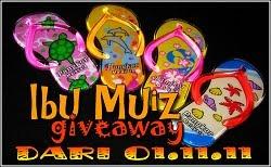 """Ibu MUIZ Giveaway"""