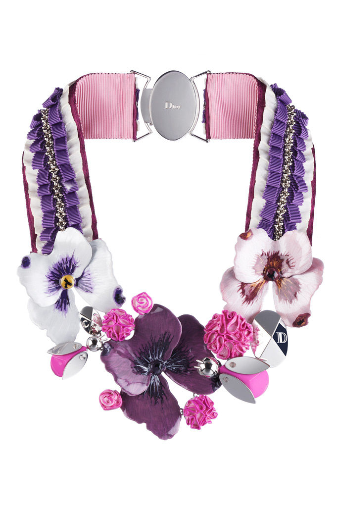 Adorn Me: Christian Dior Necklaces