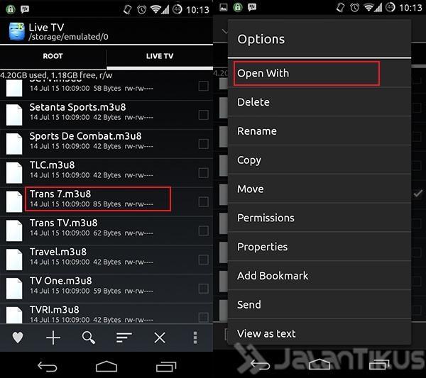 Cara Nonton Gratis TV Lokal dan Berbayar di Android