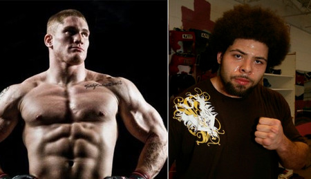 the ufc news dream 17 todd duffee fights afrozilla on