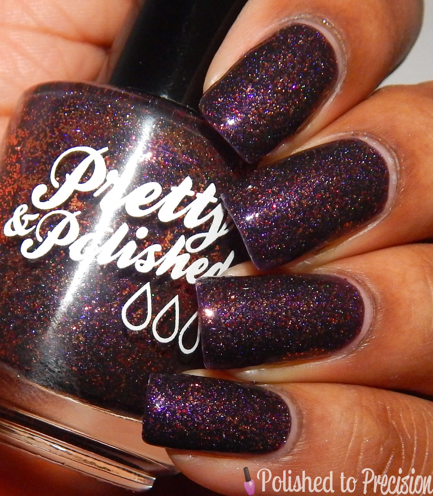 Pretty & Polished Little Miss Scare-All