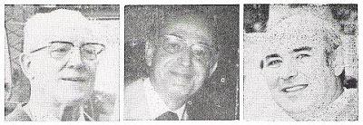 Argüelles, Salazar y Arriaga, representantes de España en la XXIII Reunión Permanente de la FIDE para composiciones de Ajedrez