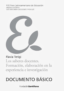 TERIGI-LOS SABERES DOCENTES