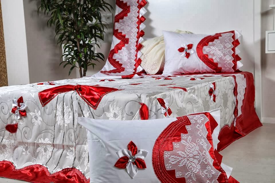 dantelleri, güzel yatak dantelleri,