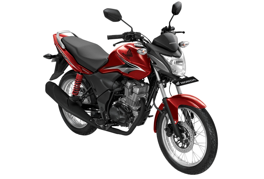 The following specifications of the Honda Verza 150 :