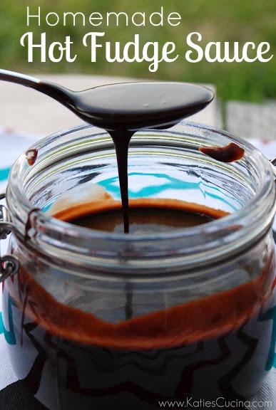 Southern Soul: Homemade Hot Fudge Sauce