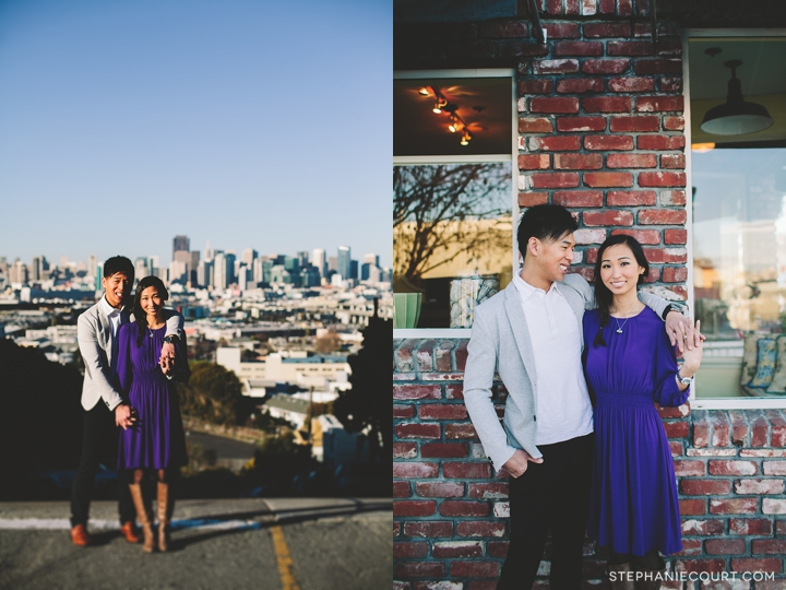 """potrero hill engagement photos"""