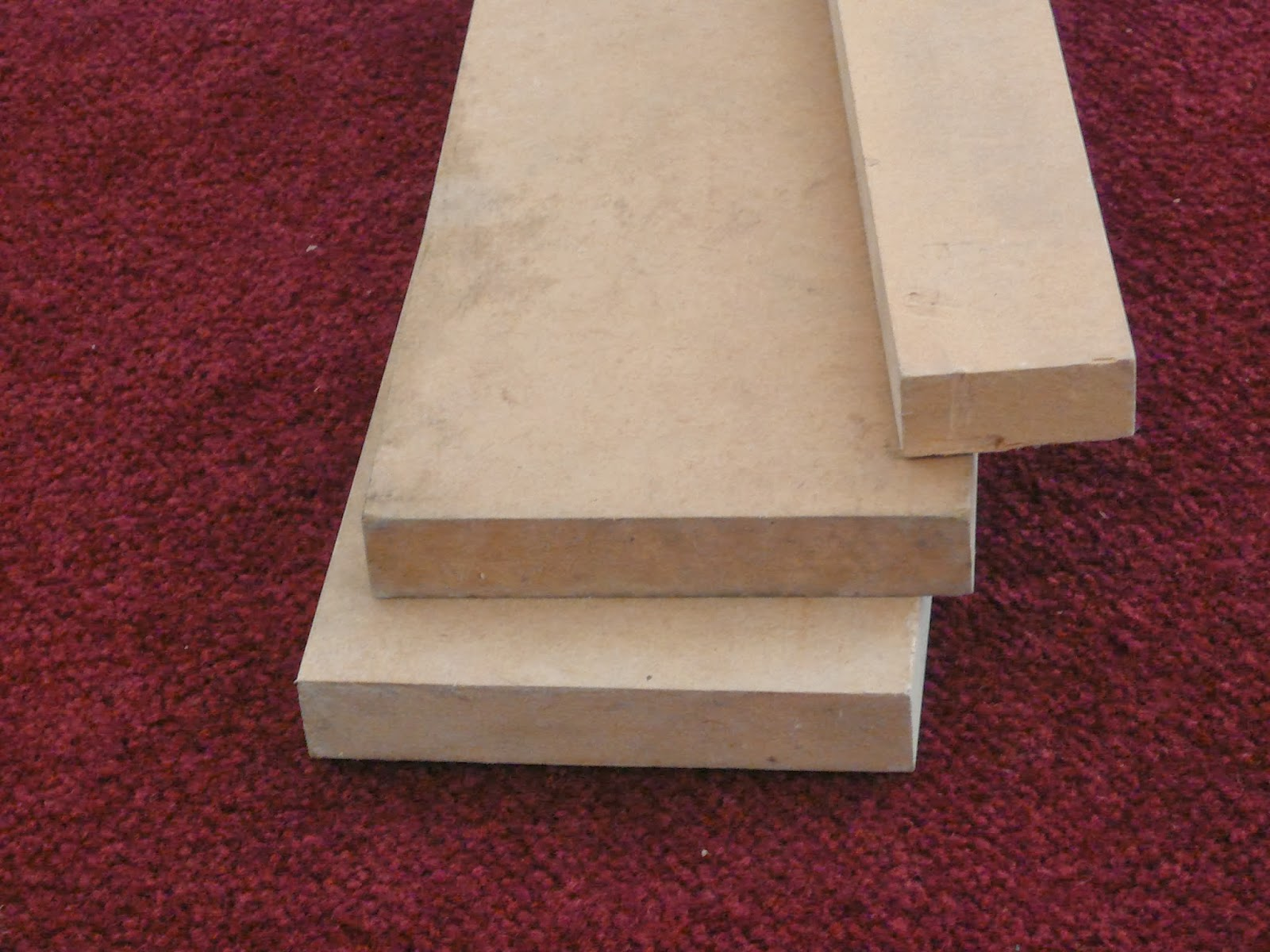 George dixon product design as manufactured boards